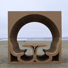 modern chairs by John Lum Architecture, Inc. AIA