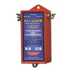 PARKER MCCRORY MFG. CO. - PG-50 110-120V Pet Gard - Pet guard electric fencer