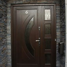 Traditional Front Doors by Modern Home Luxury