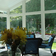 Traditional Gazebos by Craft-Bilt Materials Ltd. - Sunrooms