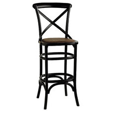 contemporary bar stools and counter stools by Ballard Designs