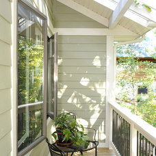 Traditional Porch by JG Development, Inc.