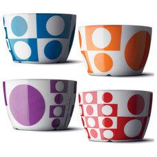 Modern Dining Bowls by Finnish Design Shop