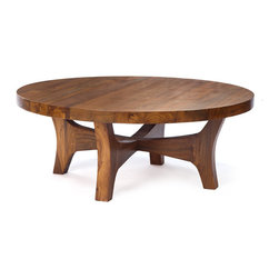 Teak Me Home - Garland Cocktail Table - 100% Solid Reclaimed Teak Wood