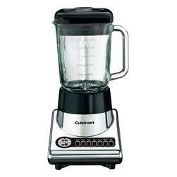 Cuisinart - Cuisinart PowerBlend Duet Blender/Food Processor - 3-cup food processor attachment with feed tube and pusher
