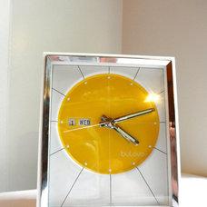 Modern Alarm Clocks by Etsy