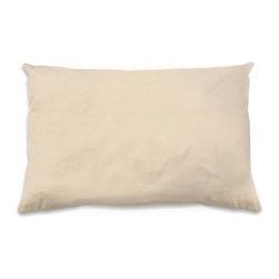 Naturepedic - Organic Cotton/Kapok Pillow - Toddler - Organic Cotton Pillow - Toddler