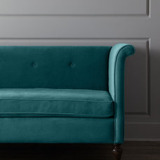 Eclectic Sofas by Horchow