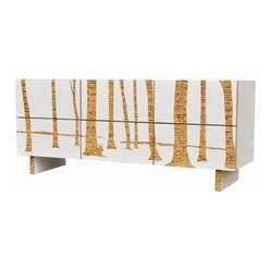 Iannone Design | Trees Graphic Dresser - Long