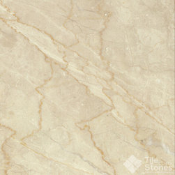 Tiara Beige Polished Limestone 12x12 or 18x18 - Call to order: 1-877-558-8484