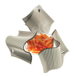 Eva Solo - Eva Solo Potholders - Insulating and flexible silicone potholders.Item also available on: