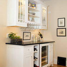 Traditional  by HomeFront Interior Design