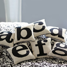 Traditional Pillows by PBteen
