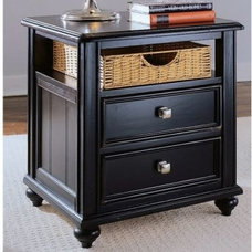 Traditional Side Tables And End Tables by National Furniture Supply