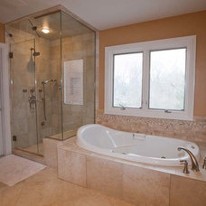 Traditional Bathroom by Bailey Remodeling and Construction LLC