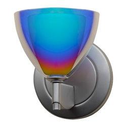 Bruck Lighting - Bruck Lighting 102908mc Rainbow II Led Sconce - Bruck Lighting 102908mc Rainbow II LED Sconce