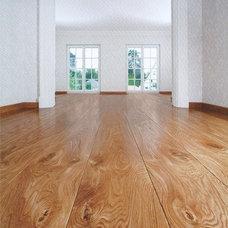 Modern Hardwood Flooring by Renesans Floor In-Lays s.c.
