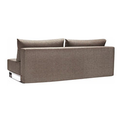 SupreMax Sleek Excess Lounger Sofa by Innovation - Features: