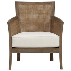 contemporary chairs by Crate&Barrel