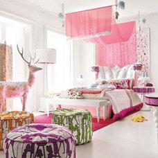 Modern Bedroom Romantic Bedroom