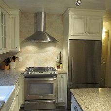 Traditional Kitchen Cornish Home