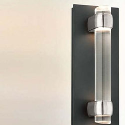 Utopia Outdoor LED Wall Sconce - Medium