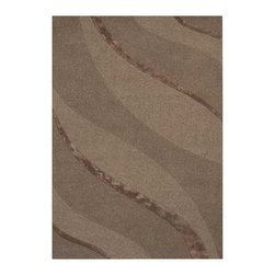 """Couristan - Anthians Anthians Rug 8181/3030 - 7'9"""" x 9'9"""" - Area rugs with obvious textured patterns are meant to be showcased and admired. Utilize this versatile design to add fluidity and movement to spaces that need an extra element of style. Decorating with items that offer visual depth is a great way to maximize the aesthetic potential of smaller areas of the home."""