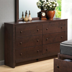 Coaster - Remington Dresser - Remington Dresser