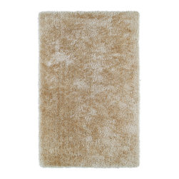 Kaleen - Kaleen Posh Collection PSH01-03 5' x 7' Beige - Posh is the perfect rug to make your feet say ooh and ahhh!! Super plush and silky to the touch, this hot new shag rug is exactly what your room has been asking for! Find the perfect spot to curl up on after a long day or bring in your favorite pop of color for a complete room makeover. The Posh collection allows for diversity and fashionable style for all of your decorating needs with over 20 colors to choose from. Each rug is handmade in China of the finest 100% polyester.