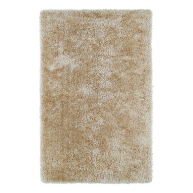 Kaleen - Kaleen Posh Collection Psh01-03 5'X7' Beige - Posh is the perfect rug to make your feet say ooh and ahhh!! Super plush and silky to the touch, this hot new shag rug is exactly what your room has been asking for! Find the perfect spot to curl up on after a long day or bring in your favorite pop of color for a complete room makeover. The Posh collection allows for diversity and fashionable style for all of your decorating needs with over 20 colors to choose from. Each rug is handmade in China of the finest 100% polyester.