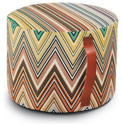 modern ottomans and cubes by Dotmaison