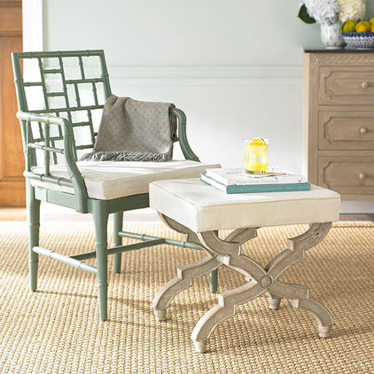 Asian Living Room Chairs by Wisteria