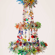 Eclectic Chandeliers by Anthropologie