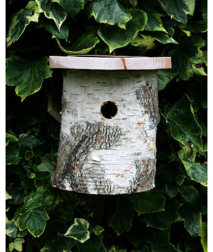 traditional birdhouses by Ethical Superstore