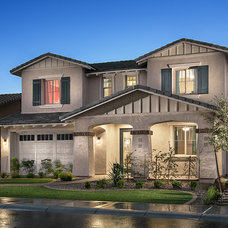 Traditional Exterior by Maracay Homes Design Studio