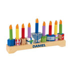 KidKraft - Children's Menorah, 19 Pieces by Kidkraft - Our Children�s Menorah Set is great for bringing families together to celebrate the holidays. Kids will love that they get to play and learn more about Jewish culture at the same time.
