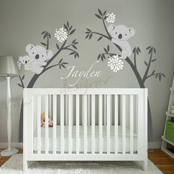 kids wall decoration - www.designeddesigner.com