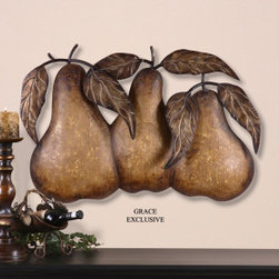 "13580 Three Pears by uttermost - Get 10% discount on your first order. Coupon code: ""houzz"". Order today."