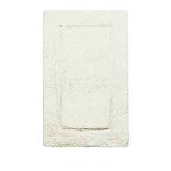 Kassatex Elegance Rug Collection, Ivory