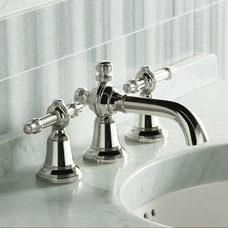 Traditional Bathroom Faucets And Showerheads by Kallista Plumbing