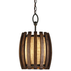 contemporary pendant lighting by Cottage & Bungalow