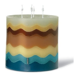 Missoni Home - Missoni Home | Flame Neutral Candle, Short - Design by Rosita Missoni.