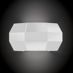 & Costa | Cristal Half Wall Light -