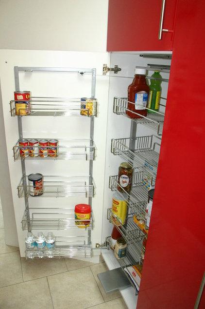 Modern Pantry Cabinets by TEKA KITCHEN GALLERY