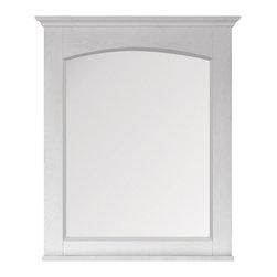 Avanity - Avanity Westwood 31 in. Mirror - Avanity Westwood 28 x 33 in. Mirror in White Washed finish