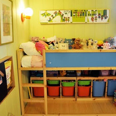 Kids Good Questions: Separate Areas for Sleeping and Playing? | Apartment Therapy Ohd