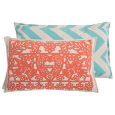 contemporary pillows by Layla Grayce