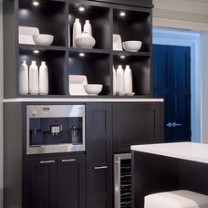 Contemporary Kitchen Cabinetry by Christine Austin Design
