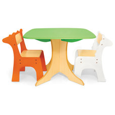 Contemporary Kids Tables And Chairs by P'kolino