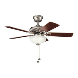 "Kichler Lighting - Kichler Lighting Sutter Place Select 42"" Transitional Ceiling Fan - Kichler Lighting Sutter Place Select 42"" Transitional Ceiling Fan X-PA410733"